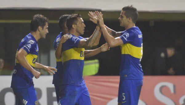 Gago y Tevez, goleadores y referentes: Hicimos todo lo que habíamos planeado