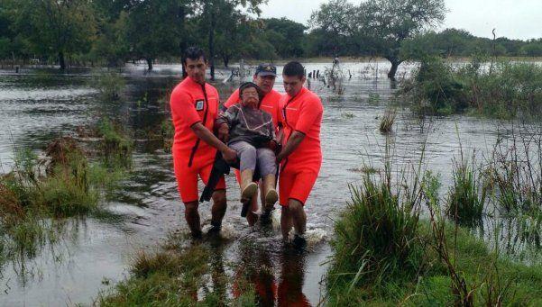 Crece la preocupación por inundaciones en el Litoral