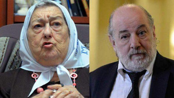 Hebe de Bonafini le advirtió al juez Bonadío por Cristina