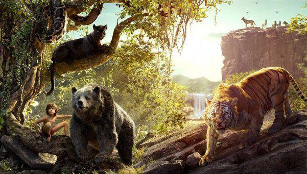Crítica | El Libro de la Selva: danza con lobos y osos