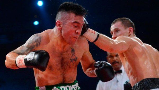 Troyanovsky noqueó a Cuenca y le durmió la intención de título