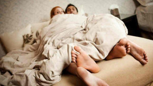 La amante tiene más sexo que la esposa