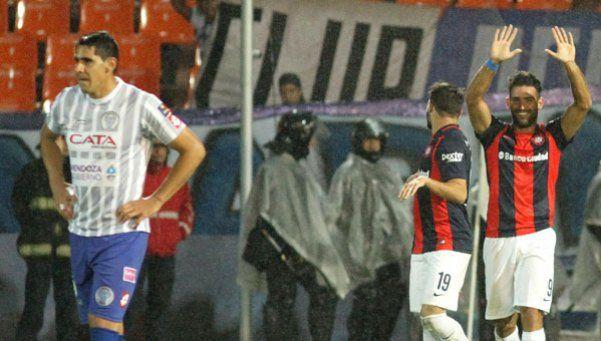 Guede a dos puntos: San Lorenzo frenó al líder Godoy Cruz y está al acecho