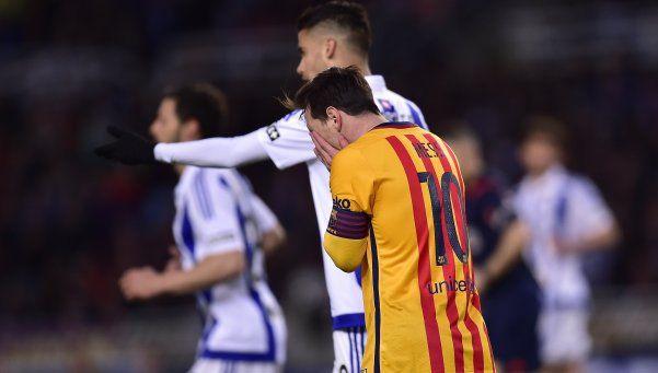 El Barça volvió a perder y se complicó rumbo al título de Liga