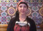 Leticia, la artesana guerrera que hace ruborizar al dolor