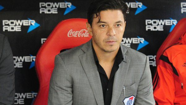 Gallardo: Nuestro desafío es clasificarnos, después pensaremos en Boca