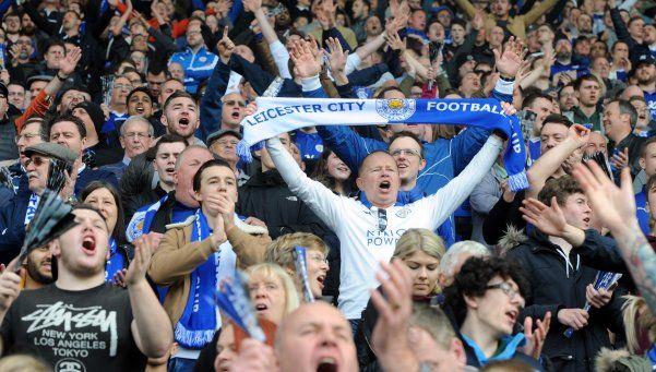 ¿Cuánto pagarán las casas de apuestas si Leicester sale campeón?
