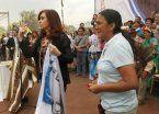 Cristina se solidarizó con Milagro Sala mediante un video