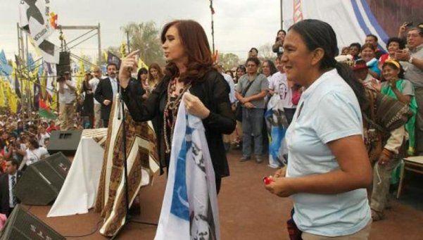 La carta de Milagro Sala a Cristina: Ellos odian, nosotras amamos
