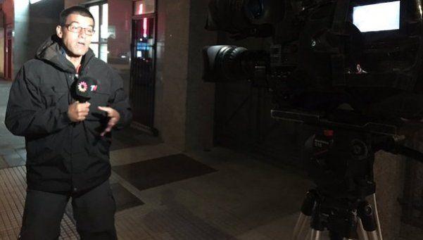 Agredieron a un equipo periodístico de Canal 13 en El Calafate