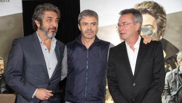 """Darín y su nuevo film: """"Koblic no es un héroe, ni siquiera un anti héroe"""""""