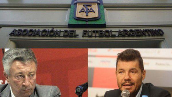 La AFA espera un guiño del Gobierno para abrir una licitación