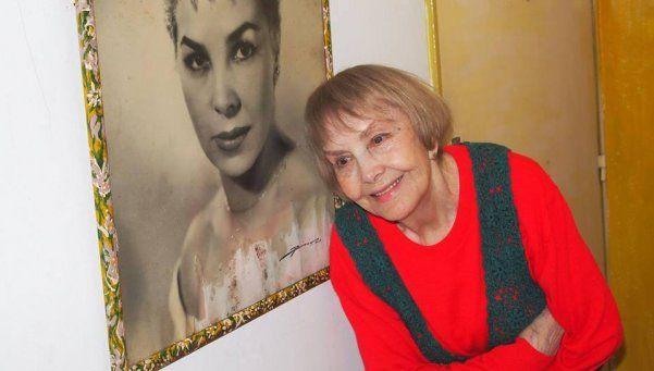 A los 92 años, murió la actriz Elcira Olivera Garcés