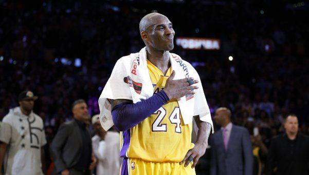 Video | Kobe Bryant se despidió de la NBA hablando en español