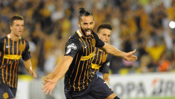 Gallardo sonríe: Larrondo jugará en River