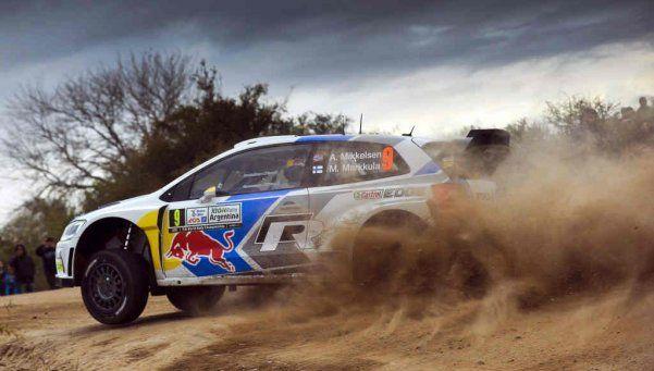 El Rally de Argentina  este año rinde un difícil examen