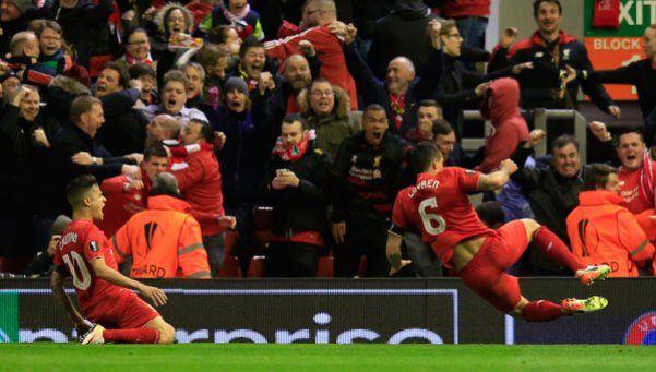 Video | De locos: histórica remontada del Liverpool ante Dortmund