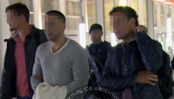 Llegó extraditado el narco colombiano Gato Seco