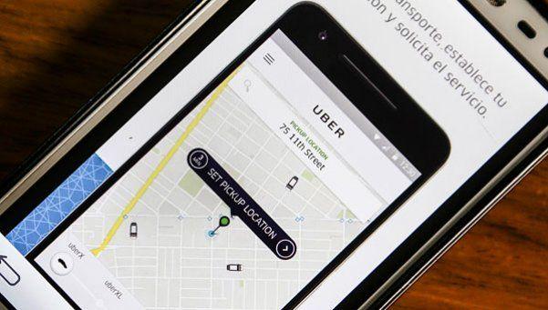 Uber: ordenan bloquear la aplicación
