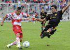Deportivo Morón: Entre la bronca del hincha y la irregular campaña