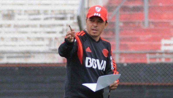 La sorpresa de Gallardo para el miércoles: Driussi titular y Alario afuera