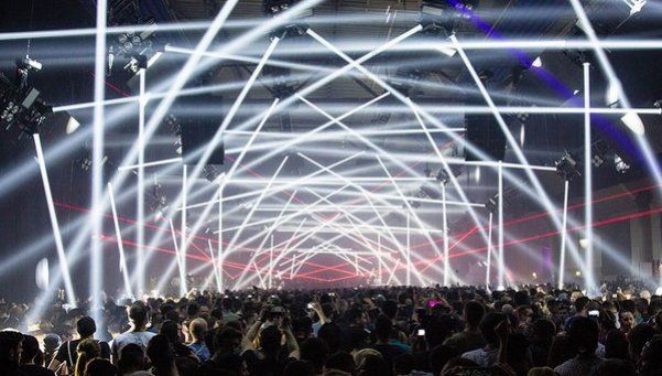 Fiestas electrónicas: ¿Qué es la Time Warp?