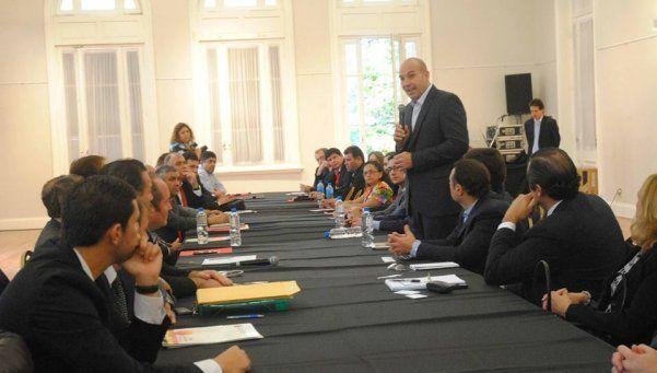 Encuentro internacional de autoridades municipales