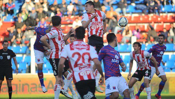Unión se impuso ante Tigre en Santa Fe