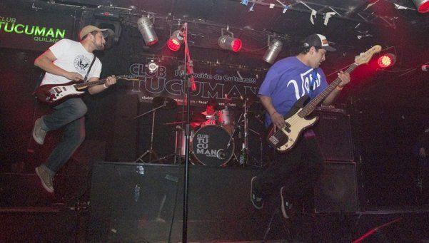 Punk rock con los Víctimas Sin Razón