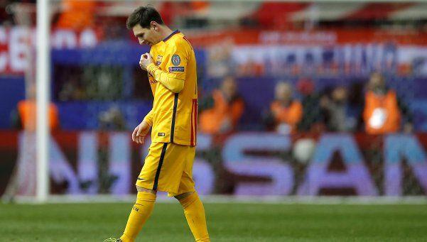 Fotos de Messi que no sorprenden
