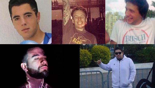 Time Warp: estos son los cinco fallecidos