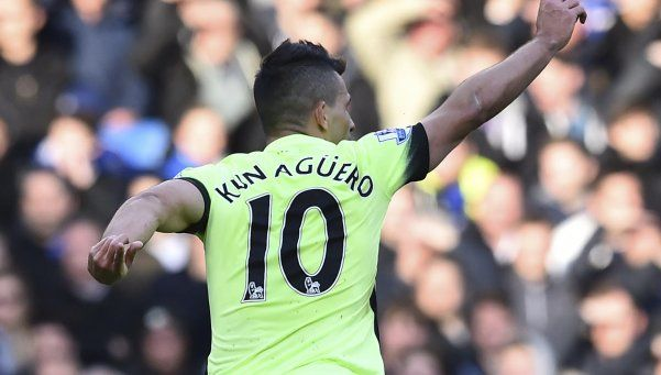 Goles argentinos por el mundo: triplete del Kun Agüero y un héroe
