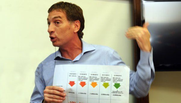 Time Warp: Santilli despega a la organización y plantea nuevas medidas