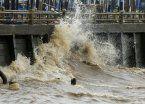 Alerta: un ciclón afecta al Río de la Plata