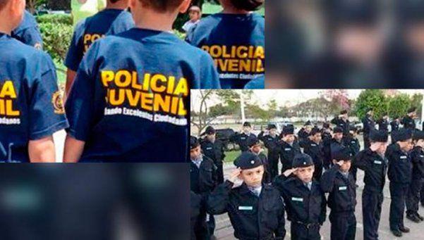 """Catamarca recluta chicos policía para """"elevar el patriotismo"""""""