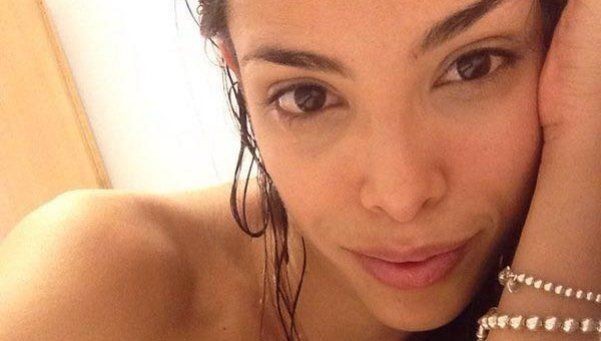 Maypi Delgado protagonizó un videoclip hot