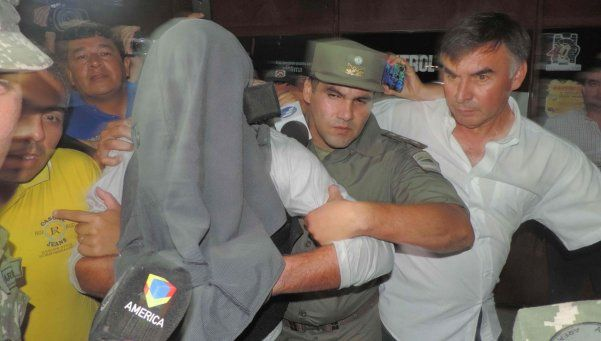 Chueco fue expulsado de Paraguay