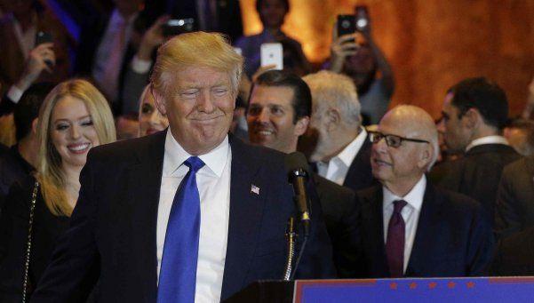 Elecciones en EEUU: 10 famosos que apoyan a Donald Trump