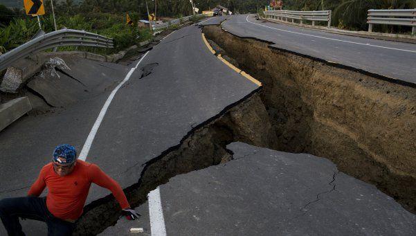 Ecuador sufrió un nuevo sismo, esta vez de 6.1 grados