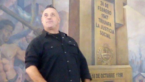 Iorio en la CGT: Quieren sacar a Perón de nuestras mentes