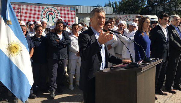 Macri, contra la prohibición de despidos: Eso destruyó el trabajo