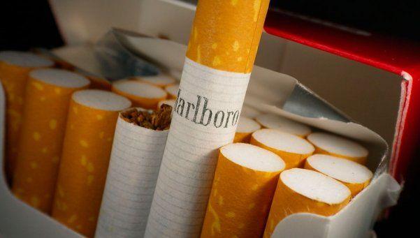Una tabacalera aumentó 54% promedio sus cigarrillos
