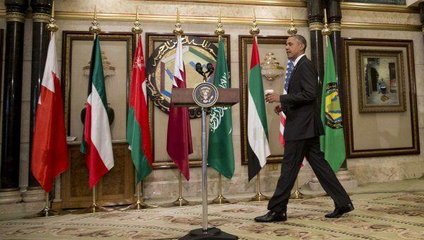 EEUU y el Golfo, unidos para destruir al EI