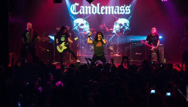Candlemass pisó suelo argento y fue ¡Epicus!