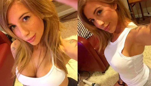 Muy hot: Diana Deets, la reina de la selfie