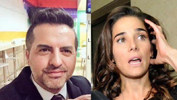 Ángel de Brito se cruzó duro con Juana Viale en Twitter
