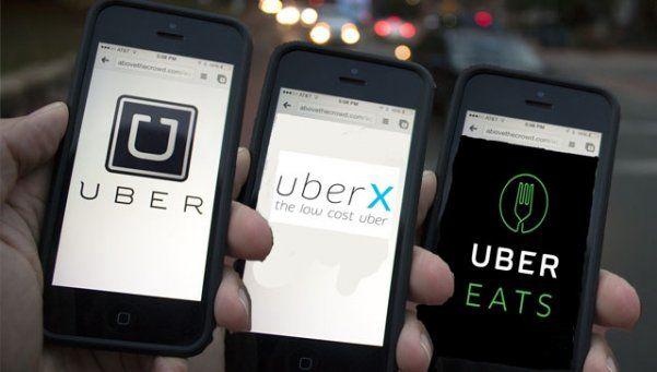 Enacom no clausura Uber y dice que no es de su competencia
