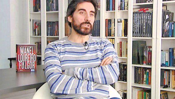 Manuel Loureiro: a mi vida se le aplica el factor Forrest Gump