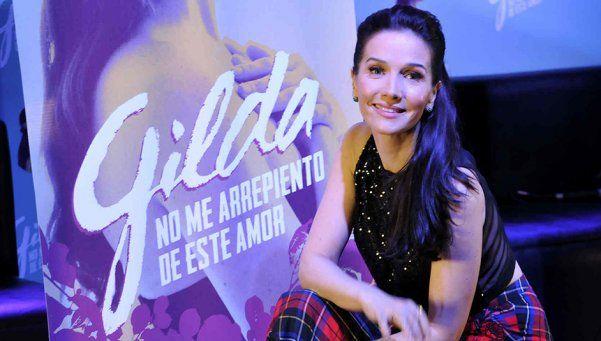 Natalia Oreiro: Me conmueve la fuerza interior que tuvo Gilda