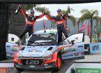 Paddon no se olvidará del Rally de Argentina